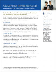 Document Download: Tips for Reducing UCC Filing Costs