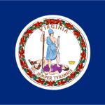 Virginia Flag Thumbnail